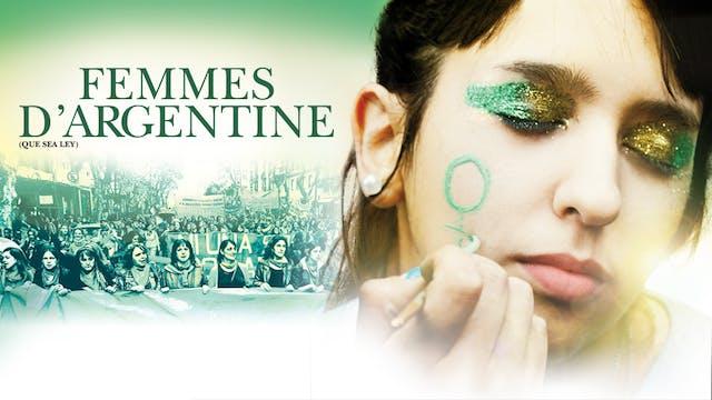 FEMMES D'ARGENTINE - DU PARC
