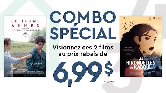 LE JEUNE AHMED | LES HIRONDELLES DE KABOUL