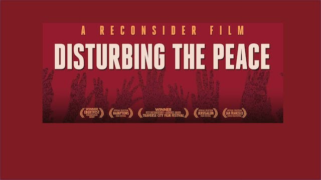 Disturbing the Peace - French  Version