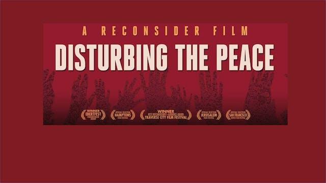 Disturbing the Peace - Spanish Version
