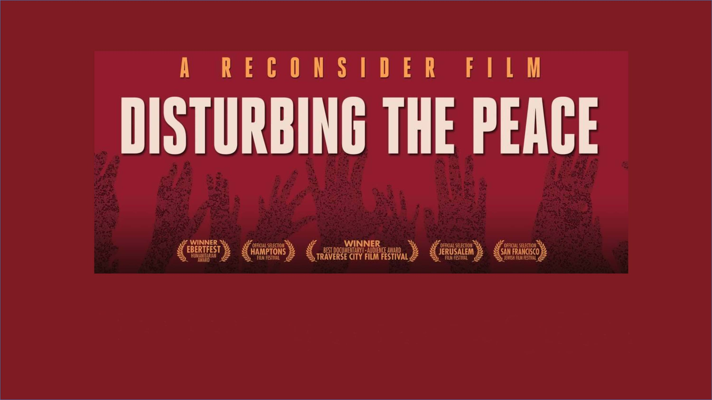 Disturbing the Peace - Spanish Version