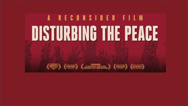 Disturbing the Peace - Arabic / Hebrew / English Version