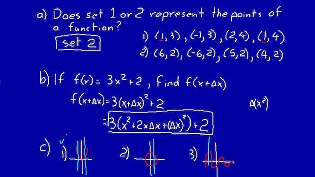 Lesson 6 DIVE Calculus, 2nd Edition