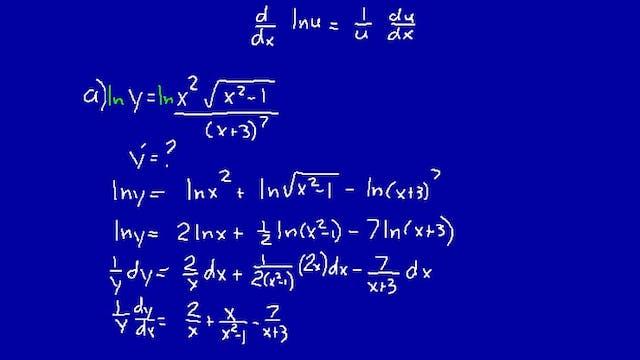 Lesson 84 DIVE Calculus, 2nd Edition