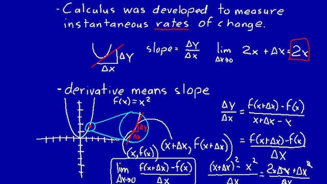 Lesson 19 DIVE Calculus, 2nd Edition