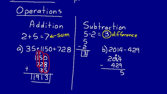 Lesson A DIVE Math 8/7 1st Edition