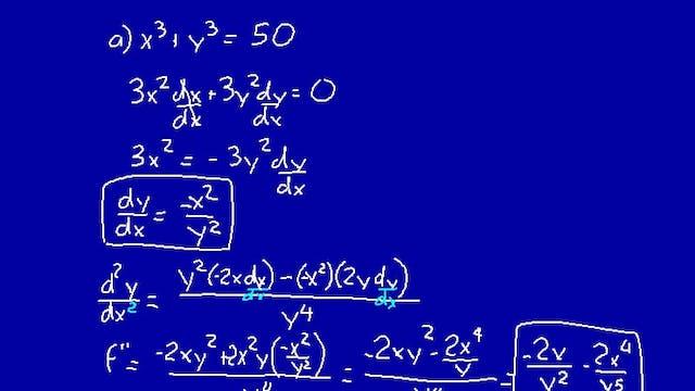 Lesson 114 DIVE Calculus, 1st Edition