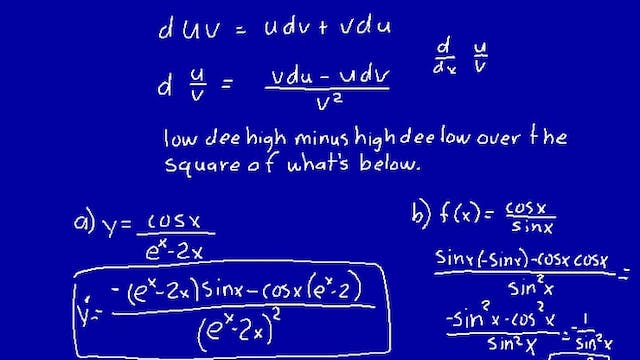 Lesson 42 DIVE Calculus, 2nd Edition
