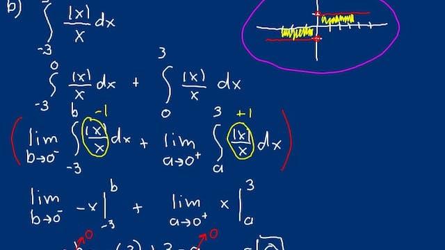 Lesson 137 DIVE Calculus, 2nd Edition