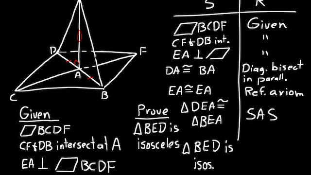 Lesson 127 DIVE Algebra 2, 3rd Edition