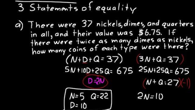 Lesson 111 DIVE Algebra 2, 3rd Edition