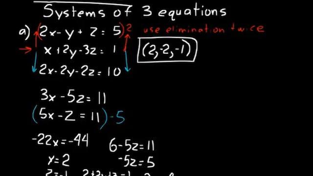 Lesson 90 DIVE Algebra 2, 3rd Edition