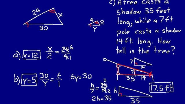 Lesson 97 DIVE Math 8/7 2nd Edition