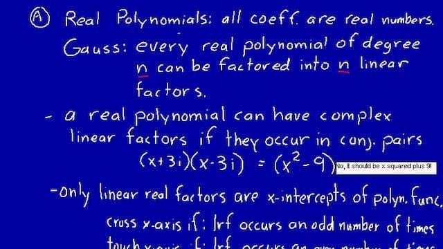 Lesson 33 DIVE Calculus, 2nd Edition