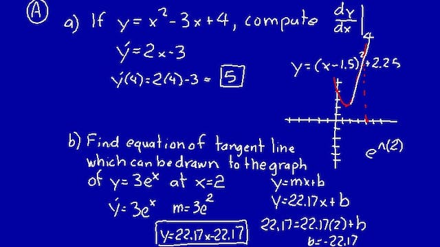 Lesson 38 DIVE Calculus, 1st Edition