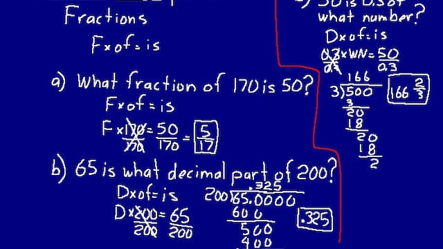 Lesson 94 DIVE Math 8/7 1st Edition
