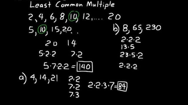 Lesson 43 DIVE Algebra 1, 3rd Edition