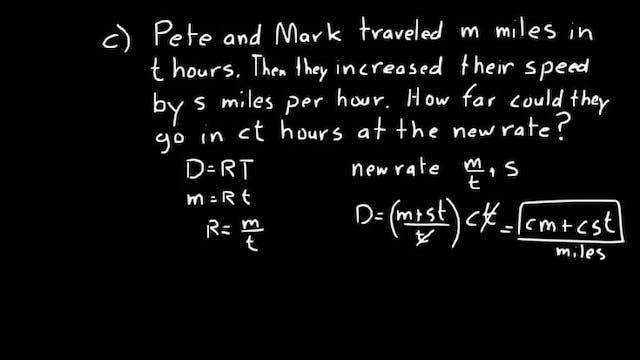 Lesson 28 DIVE Advanced Math