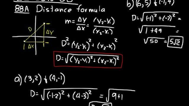 Lesson 88 DIVE Algebra 2, 3rd Edition