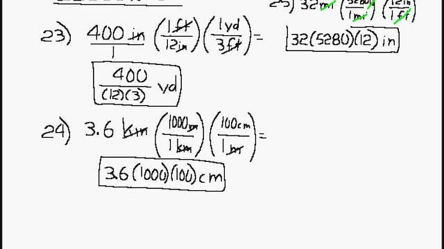 Lesson 35 DIVE Algebra 1/2, 2nd Edition