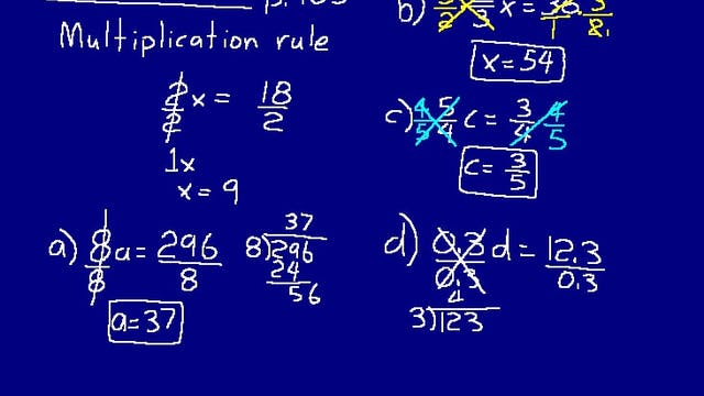 Lesson 90 DIVE Math 8/7 1st Edition