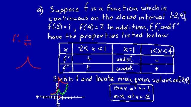 Lesson 72 DIVE Calculus, 1st Edition