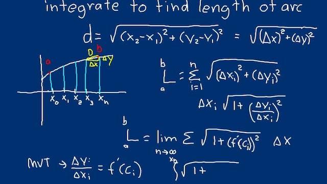 Lesson 109 DIVE Calculus, 2nd Edition