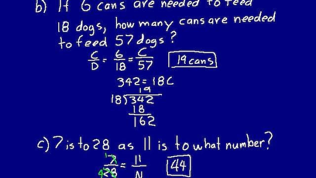 Lesson 72 DIVE Math 8/7 2nd Edition