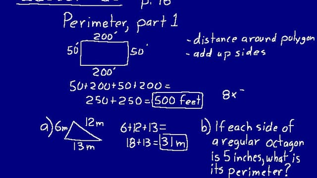Lesson 20 DIVE Math 8/7 1st Edition