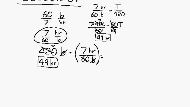 Lesson 87 DIVE Algebra 1/2, 2nd Edition