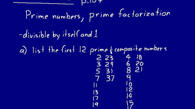 Lesson 22 DIVE Math 8/7 1st Edition
