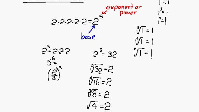 Lesson 46 DIVE Algebra 1/2, 2nd Edition