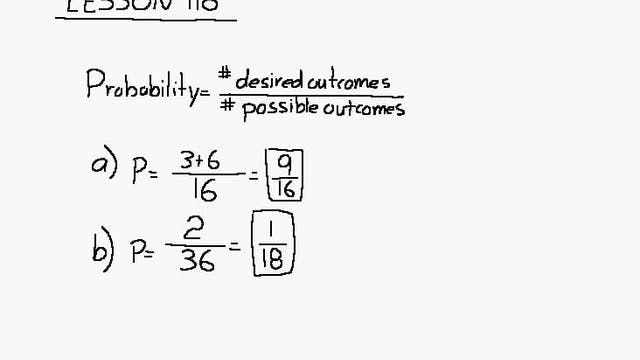 Lesson 118 DIVE Algebra 1/2, 2nd Edition