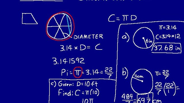 Lesson 66 DIVE Math 8/7 2nd Edition