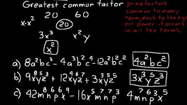 Lesson 34 DIVE Algebra 1, 3rd Edition