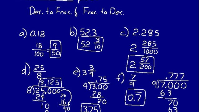 Lesson 48 DIVE Math 8/7 1st Edition
