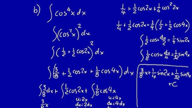Lesson 83 DIVE Calculus, 2nd Edition