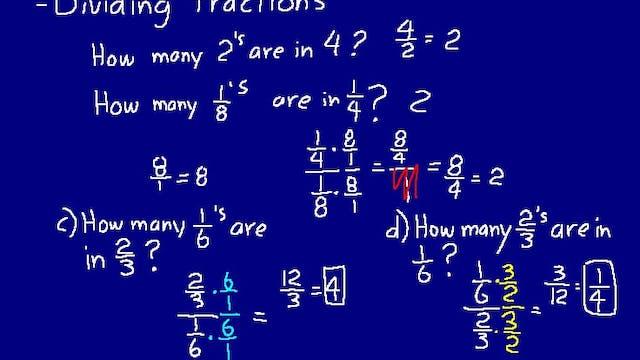 Lesson 53 DIVE 7/6, 3rd Edition