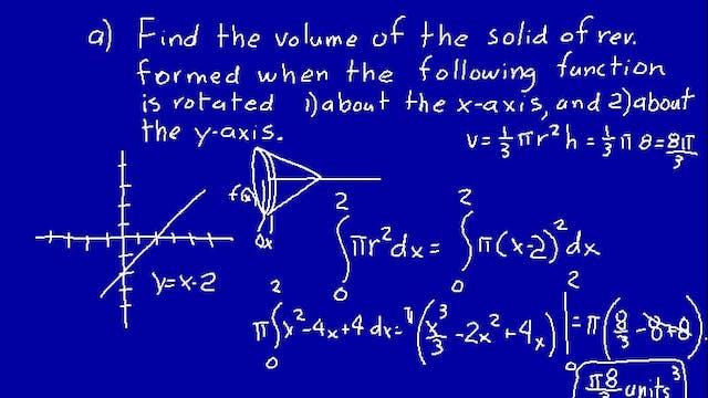 Lesson 80 DIVE Calculus, 1st Edition