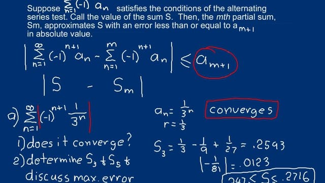 Lesson 139 DIVE Calculus, 2nd Edition