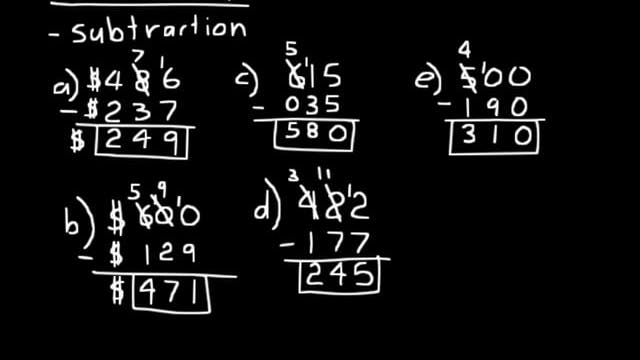 Lesson 9 DIVE 6/5, 3rd Edition