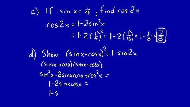 Lesson 17 DIVE Calculus, 1st Edition