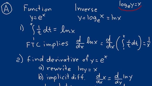 Lesson 102 DIVE Calculus, 2nd Edition
