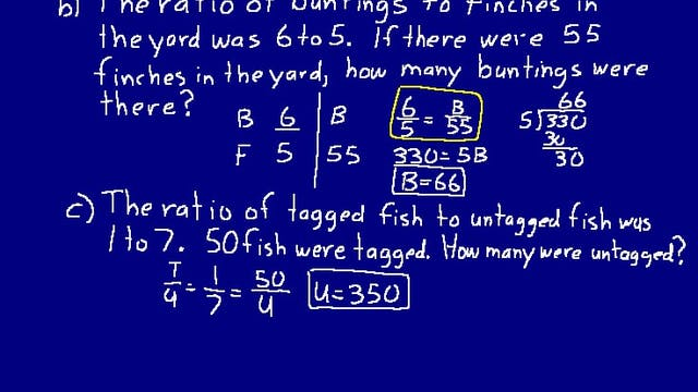 Lesson 64 DIVE Math 8/7 1st Edition
