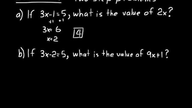 Lesson 97 DIVE Algebra Half, 3rd Edition