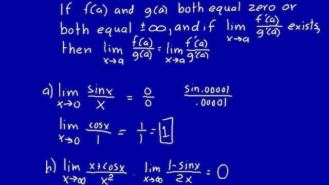 Lesson 87 DIVE Calculus, 1st Edition
