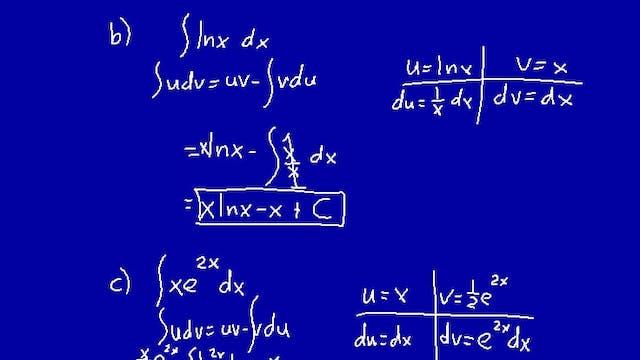 Lesson 78 DIVE Calculus, 1st Edition