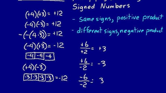 Lesson 73 DIVE Math 8/7 2nd Edition