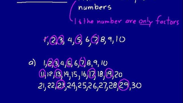 Lesson 21 DIVE Math 8/7 2nd Edition