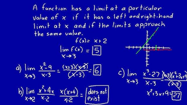 Lesson 19 DIVE Calculus, 1st Edition
